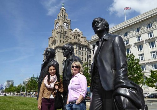 Beatles Walking Tour Liverpool