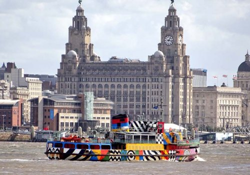 Port Sunlight, Mersey Ferry & Liverpool Private or Group Tour
