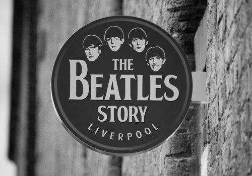 Beatles Walk & Beatles Story Combo