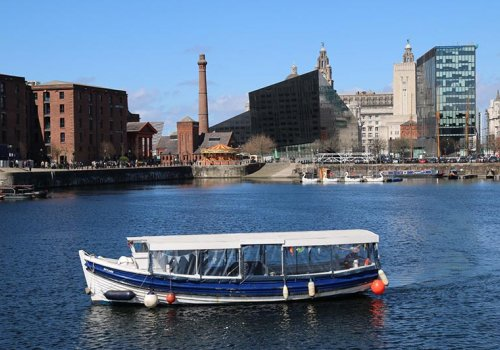 "Liverpool's ""Lost Dock"" &  South Liverpool Dock Cruise"