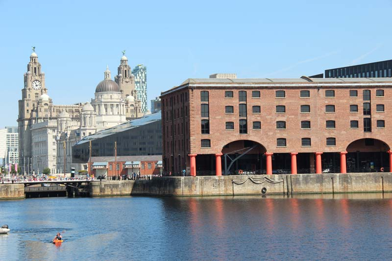 Albert Dock & Waterfront