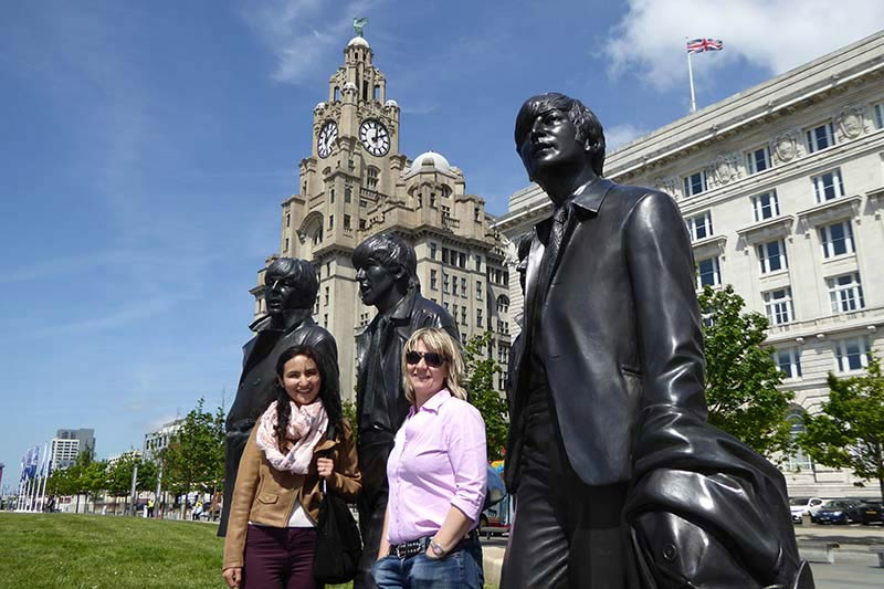 Beatles Walking Tour 1